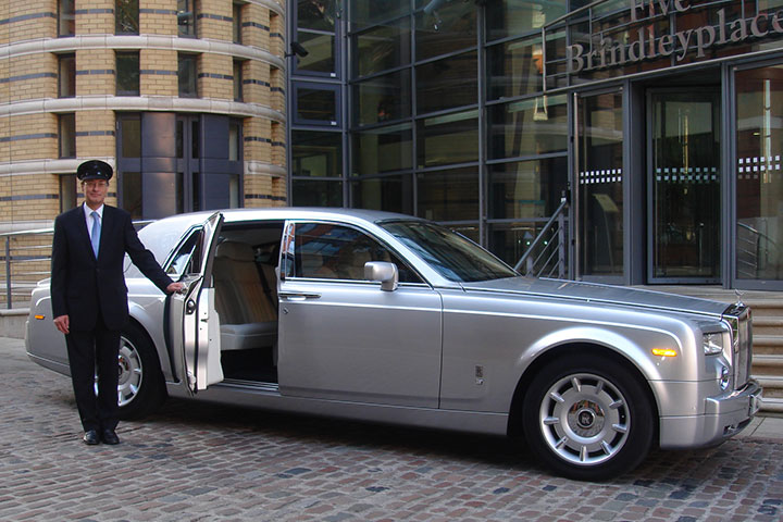 corporate car hire
