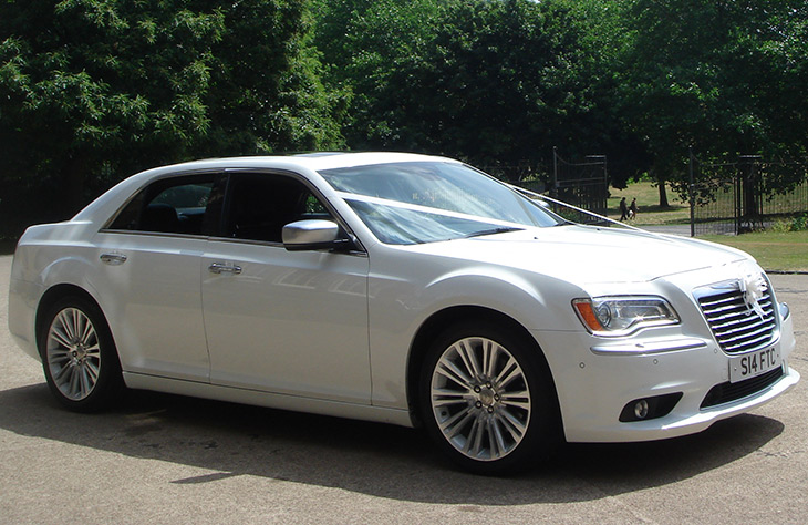 Chrysler 300 Saloon