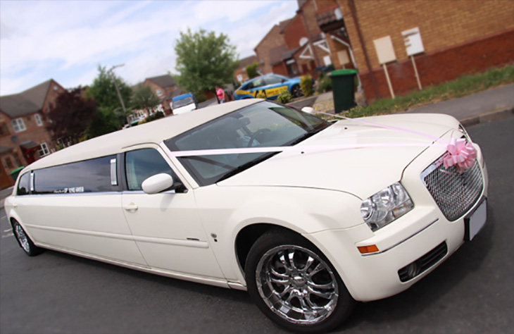 Chrylser 300 aka Baby Bentley Limo Hire Service