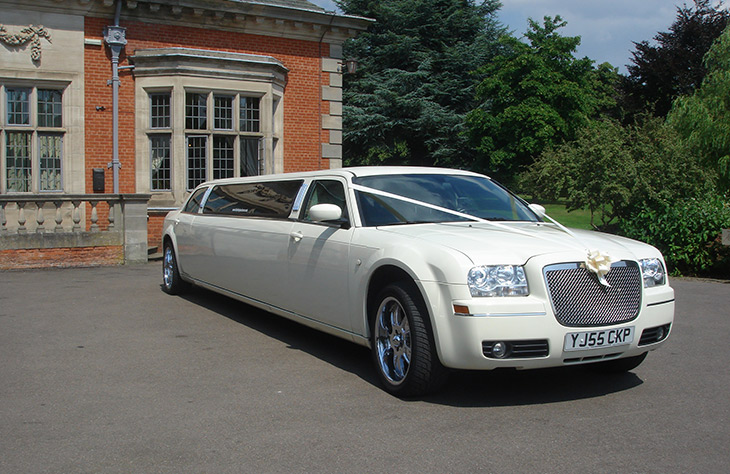 Chrylser 300 aka Baby Bentley Limo Near Me