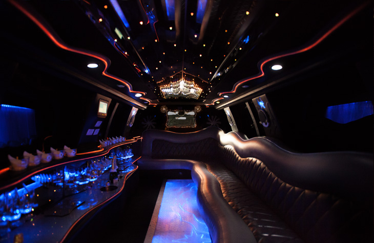 Ford Excursion Limo Hire Service