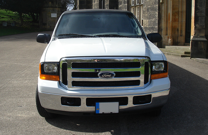 Local Ford Excursion Limo Hire
