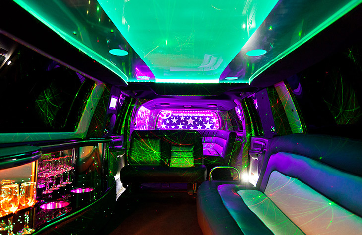 Event Range Rover Limo