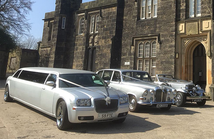 Baby Bentley Limo (Silver) Hen Party Limo