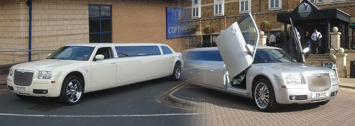 Cannock Limo Hire