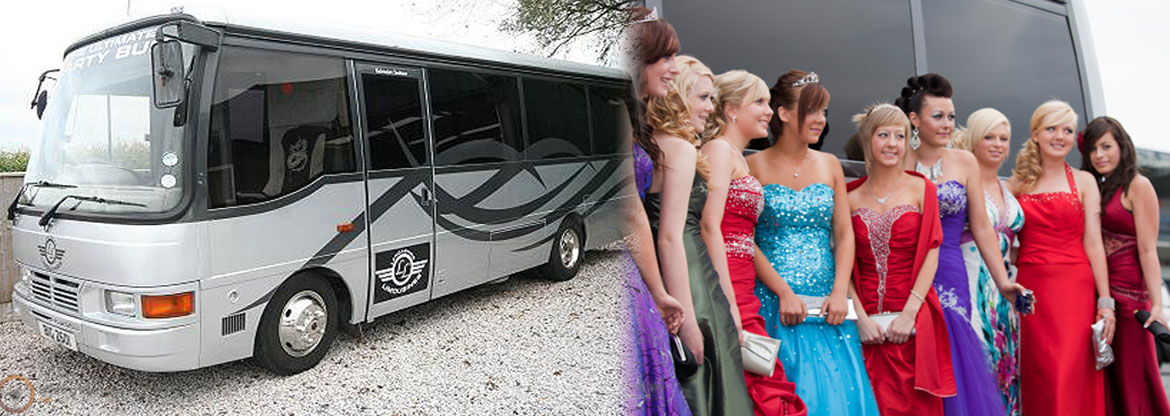 Party Bus Monmore Green and Stow Heath