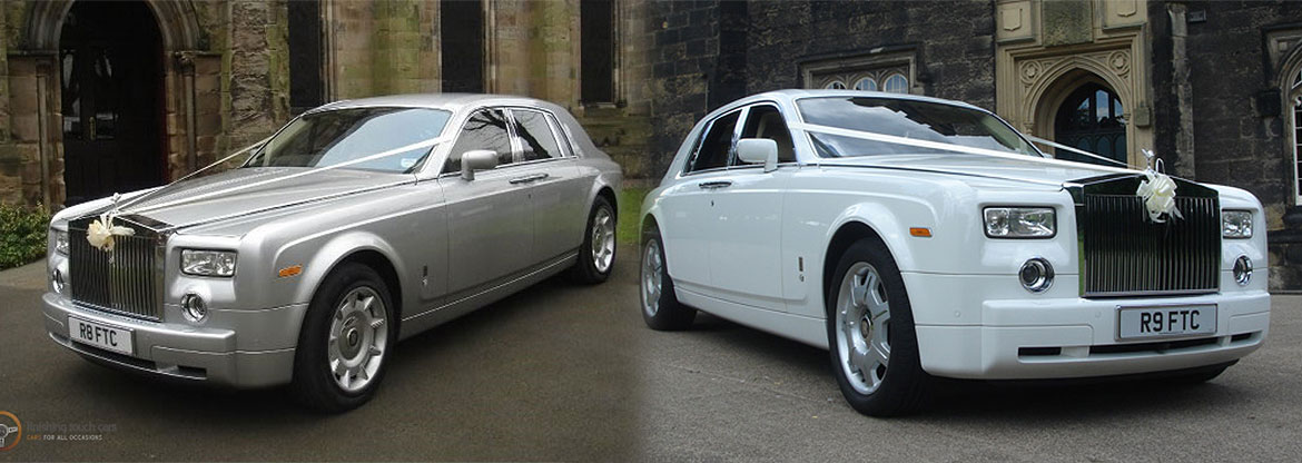 West Midlands Rolls Royce Hire