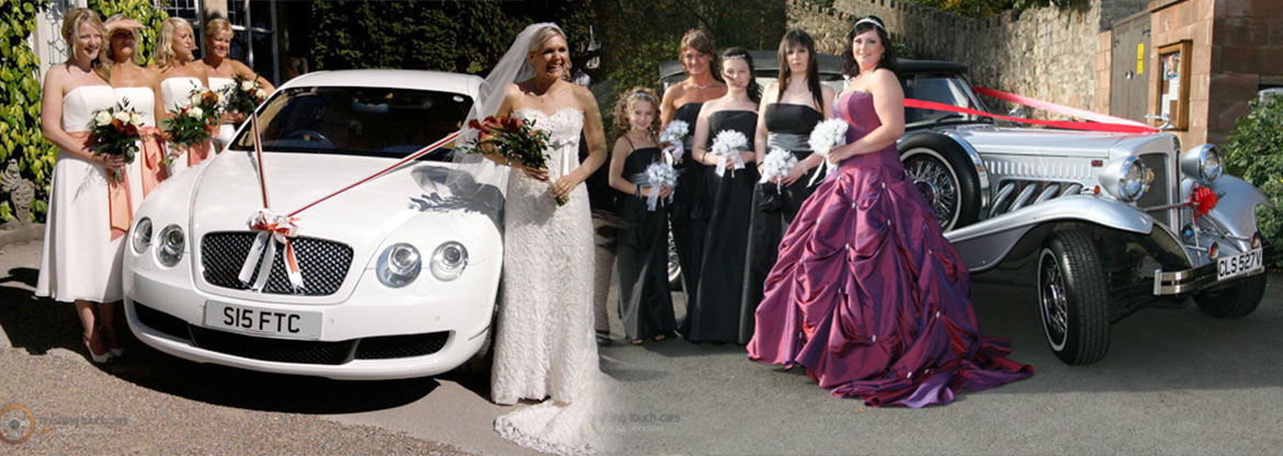 West Midlands Wedding Car Hire