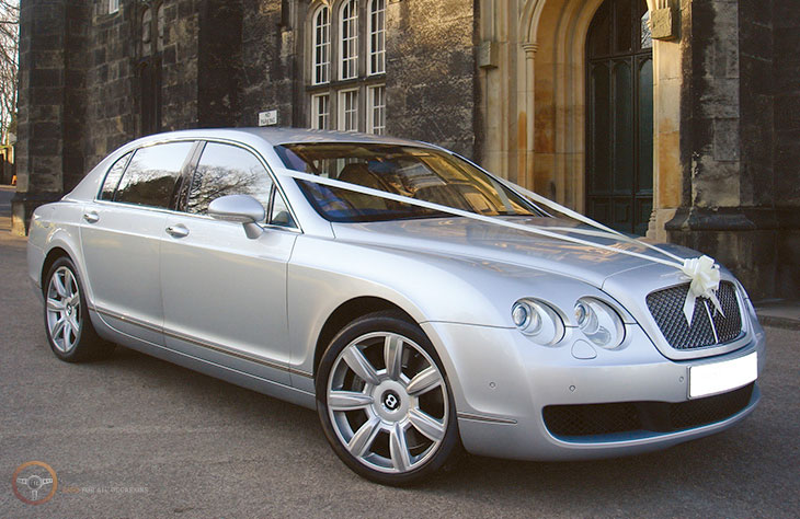Bentley Flying Spur Silver