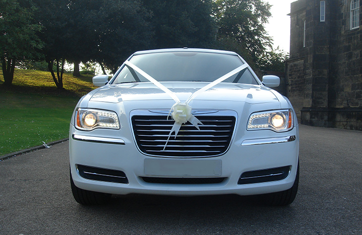 Birmingham Chrysler 300c Stretch Limo