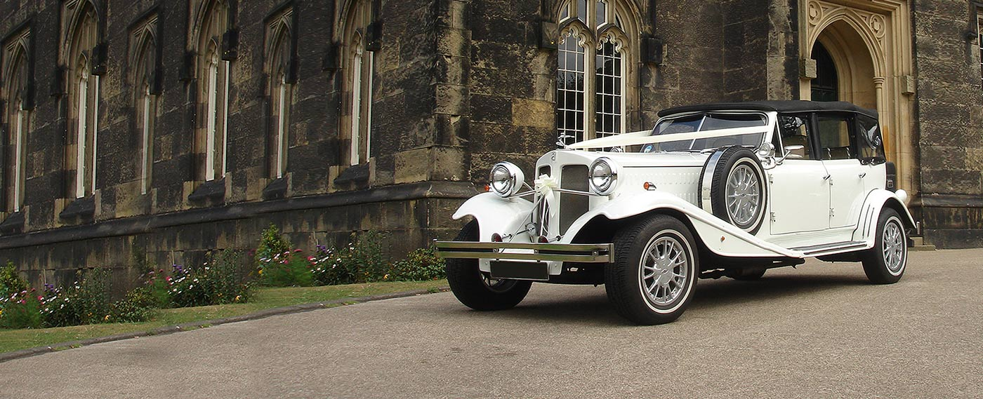 Wedding Car Hire In Walsall Prices